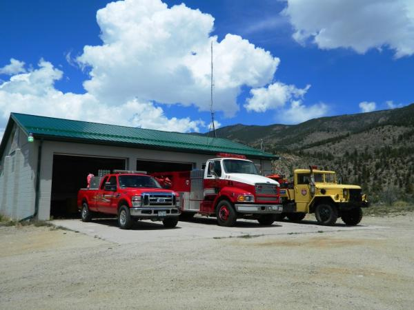 Station 15 Vehicles