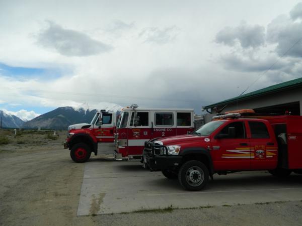 Station 2 Vehicles