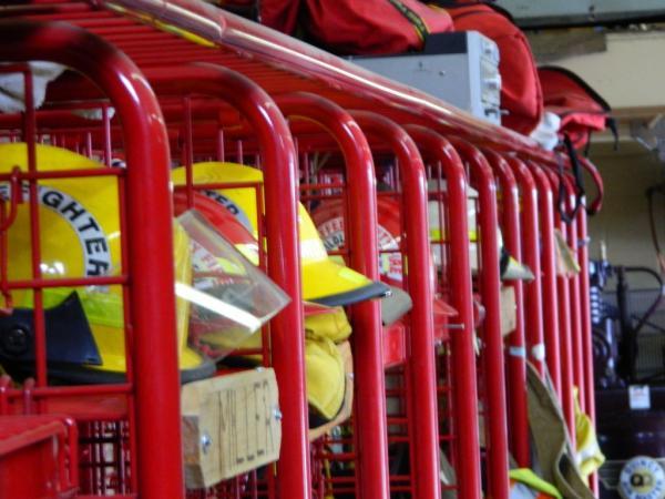 Station 3 - Firefighters' Gear
