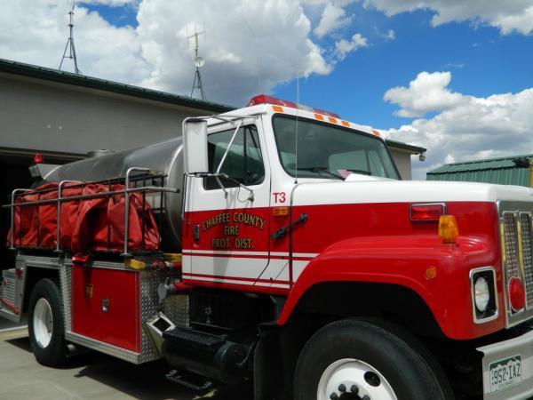 Station 3 Fire Truck