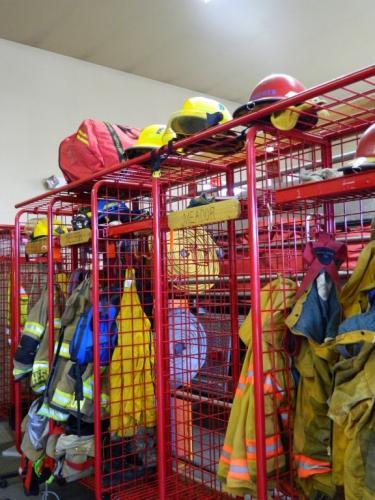 Station 4 - Firefighters' Gear