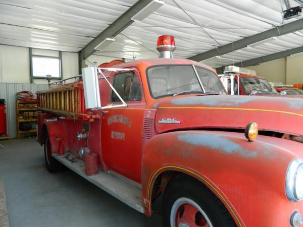 Station 5 Fire Truck